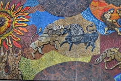Tain Mural Bulls